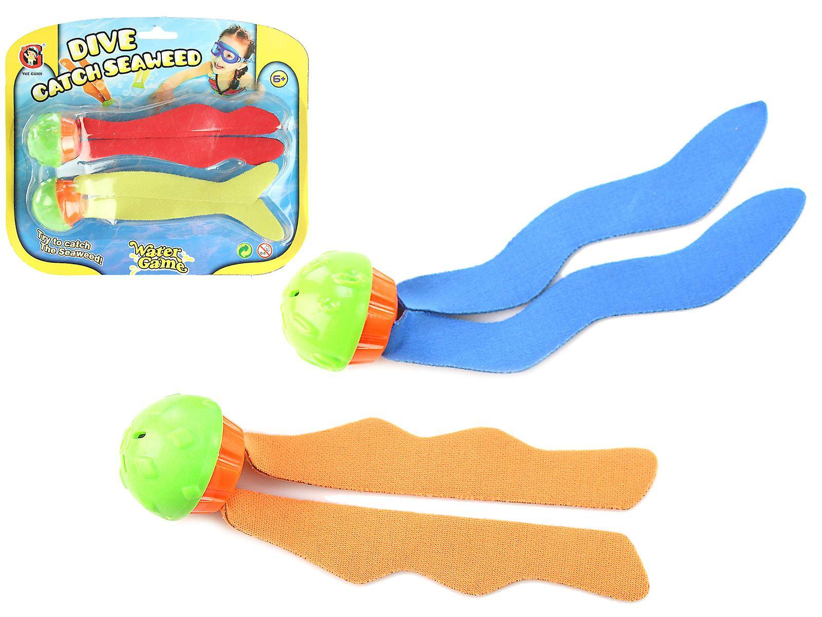 Import Set 2 Balls To Dive In Pool 18 Cm (Babies and Children , Toy...