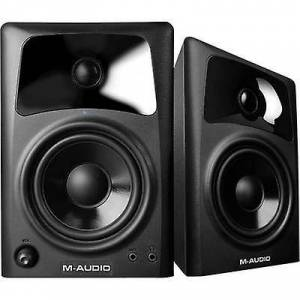 M-Audio AV42 aktiv skjerm 10 cm 4 tommers 20 W 1 par