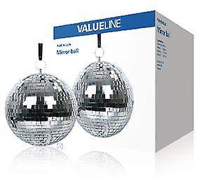 Valueline speilet ballen 20Cm (belysning, interiør belysning, dekor...