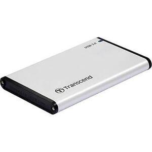Transcend Overskride TS0GSJ25S3 SATA HDD-kabinett 2,5 tommers USB 3.0