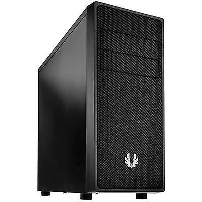 BitFenix Midi tower USB casing, Game console casing Bitfenix Neos Black Buil...