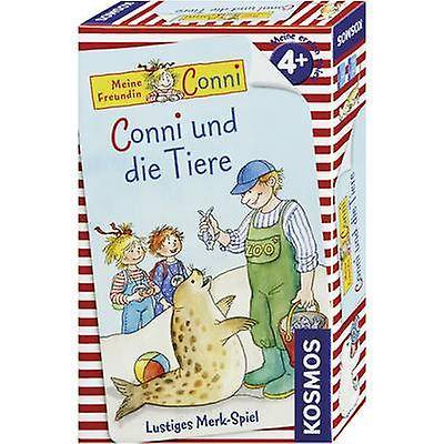Kosmos Family game Kosmos Conni und die Tiere 710989 4 years and over
