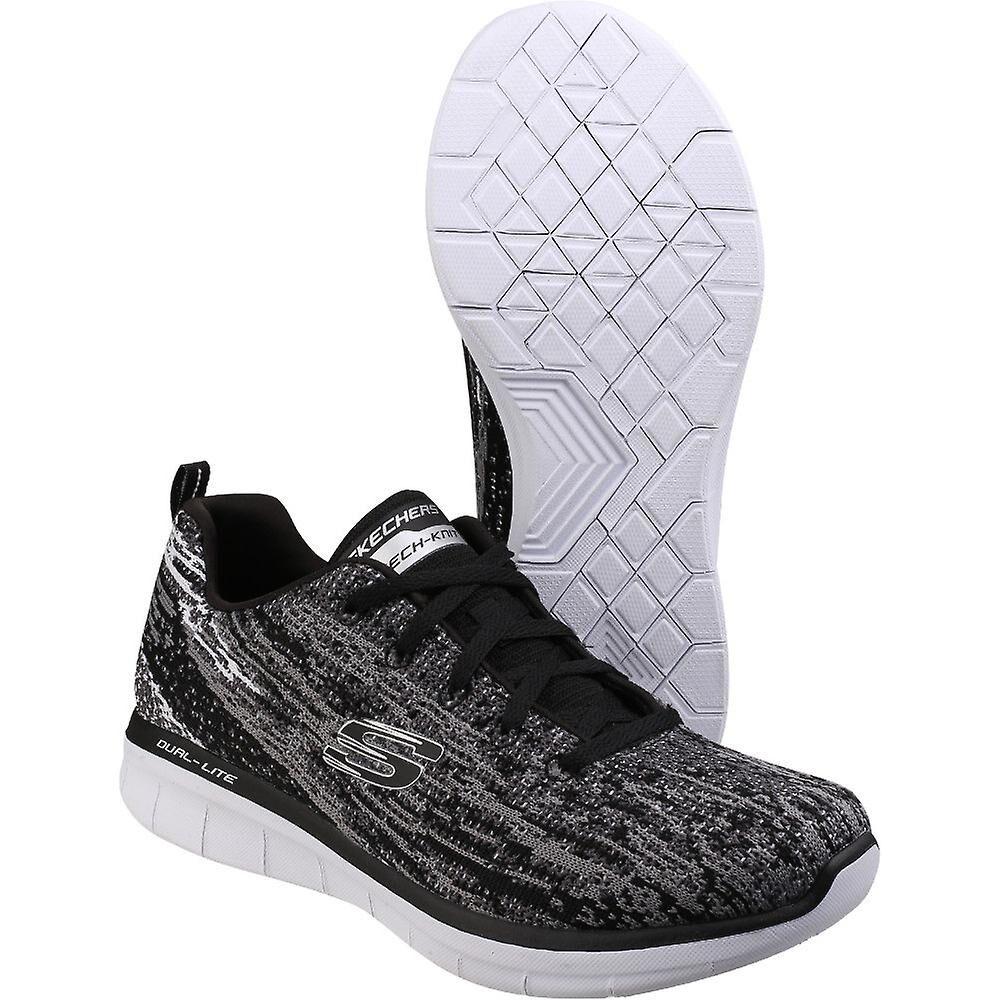 Skechers Footwear Skechers Womens/Ladies Synergy 2.0 Side Step Leat...