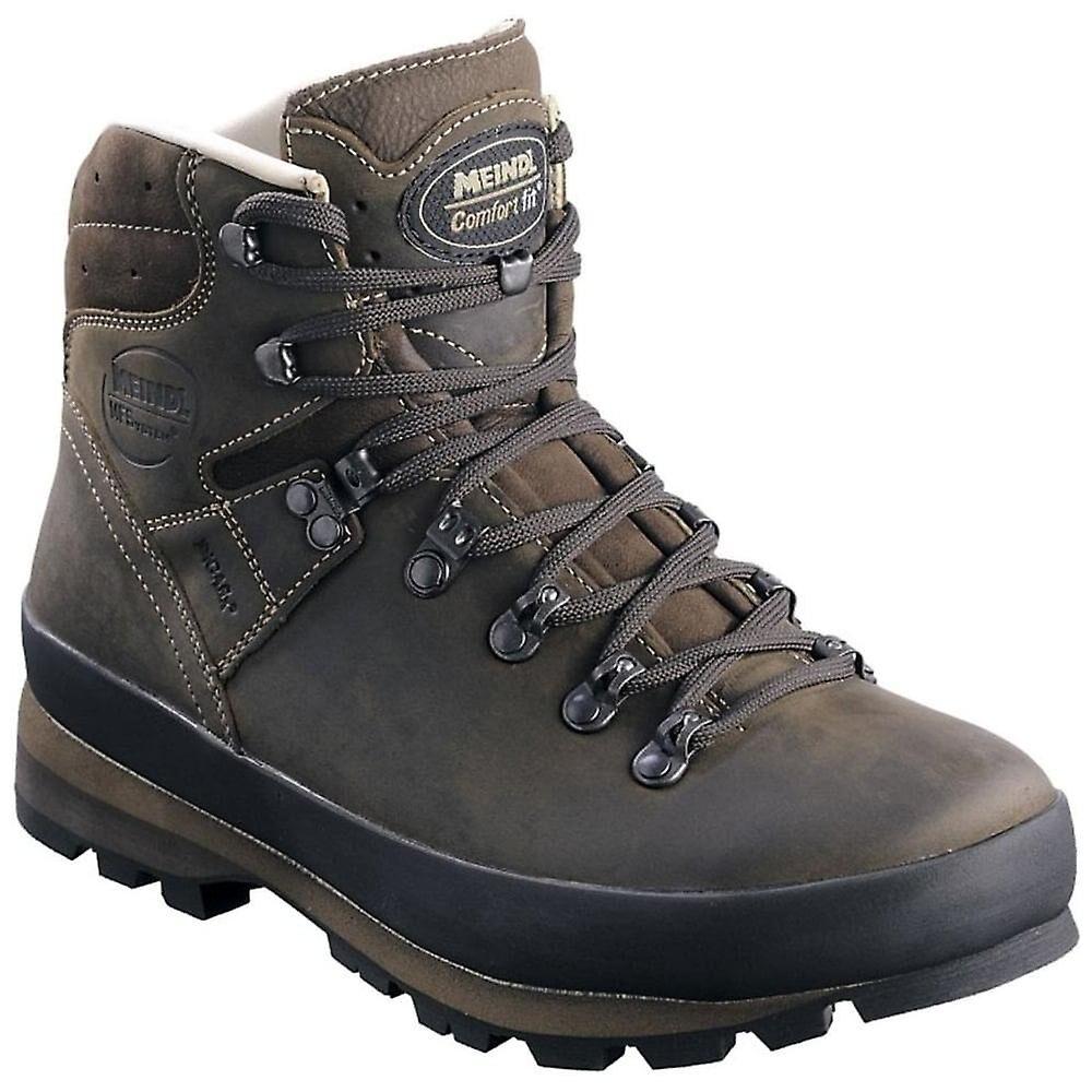 Meindl Bernina 2 Walking Boots - Brown 9