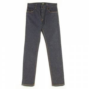 Fendi FF Pocket Logo Slim Jeans Mørk Blå 32