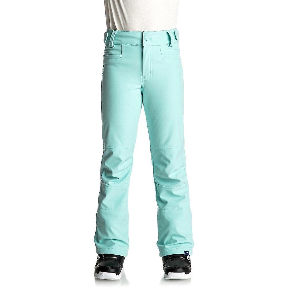93daa9d2 Roxy Clothing Roxy klær jenter Creek vanntett Softshell strekk Ski bukser