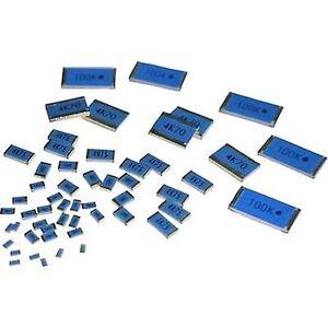 Microtech CDF-S06034k7150 Cermet motstand 4,7 kΩ SMD 0603 0,1 W 1% 50 sider/min 1 PC (er) tape cut