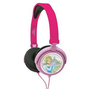 Lexibook Disney Princess Stereo hodetelefoner rosa (Modell nr. HP010DP)