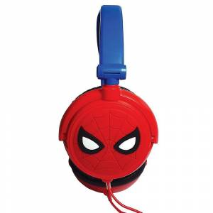 Lexibook Spider Man Stereo hodetelefoner (Modell nr. HP010SP)
