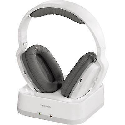 Thomson WHP3311W Cordless (1075099) Headphones Over-the-ear Volume ...