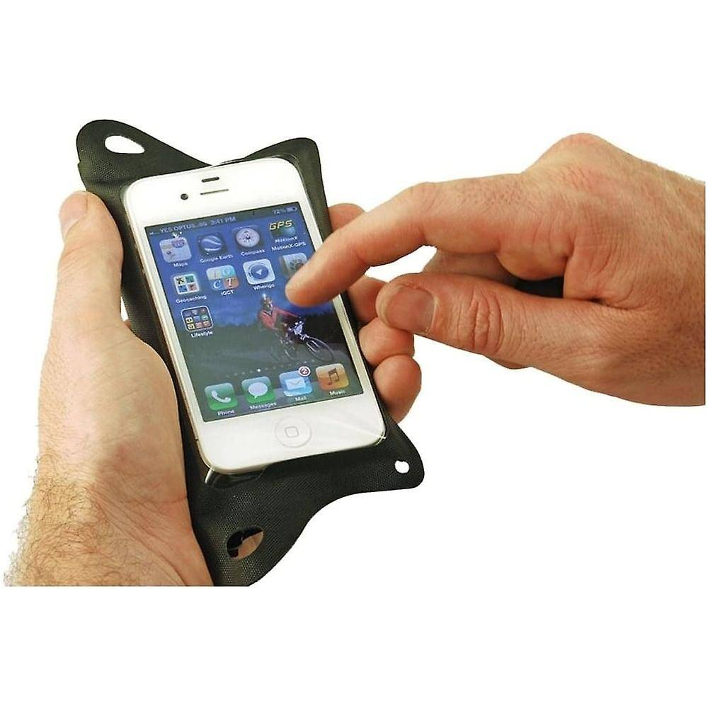 Sea to Summit TPU Guide Waterproof Case For IPhone 5/4/3 - Black One