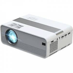 Technaxx Projektor TX-127 LCD ANSI lumen: 2000 lm 1280 x 720 WXGA Hvit