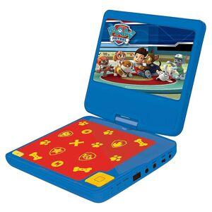 Lexibook pote patruljer transportabel DVD spilleren med bil adapter og fjernkontrollen (DVDP6PA)