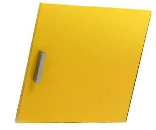 Kit Closet Kit skapet gule døren Kubox (møbler, lagring, hyller og ...