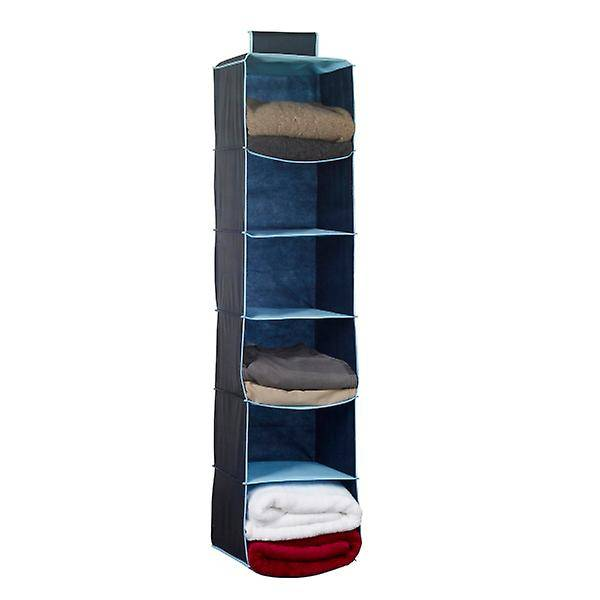 Russel seks Pocket garderobe arrangør, Navy Blå