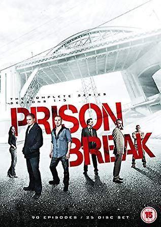 Fox Broadcasting Company Fengsel brekke: Den komplette serien - års...