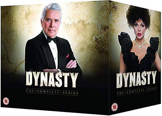 20th Century Fox -Dynastiet - sesong 1-9 [1980] DVD Box Set