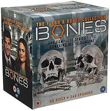 20th Century Fox Bones - årstider 1-12 DVD Box Set