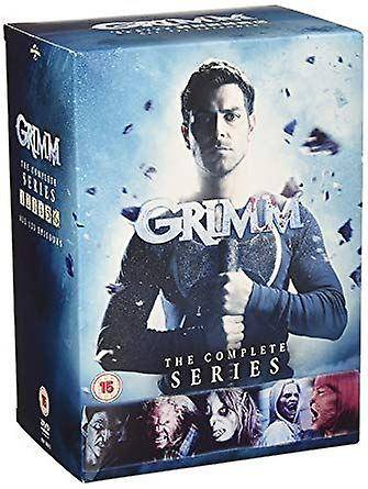 Universal Grimm: The Complete Series DVD Box Set