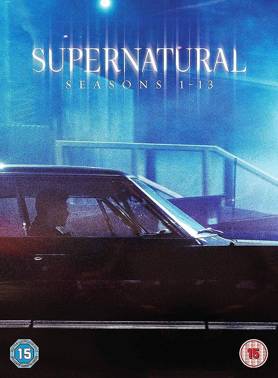 Supernatural: Seasons 1-13 DVD Box Set