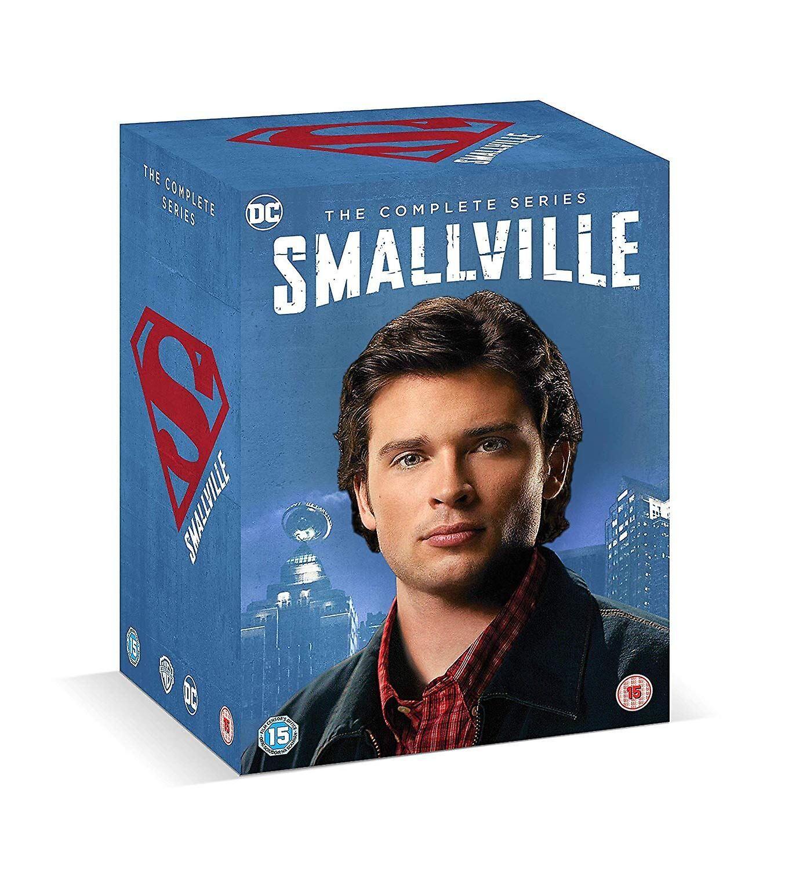 Smallville - sesong 1-10 [DVD] [2001]