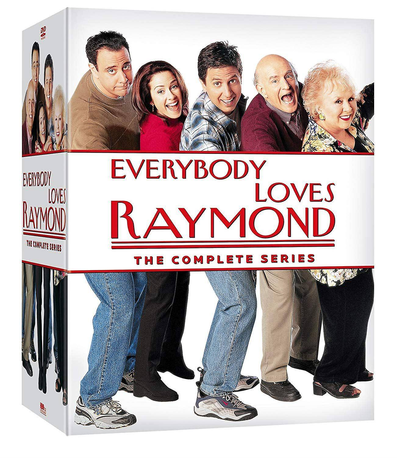 Everybody Loves Raymond Alle elsker Raymond: Den komplette serie [2011] DVD Box Set