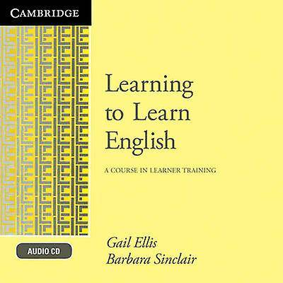 Learning to Learn English Audio CD  A Course in Learner Training by...