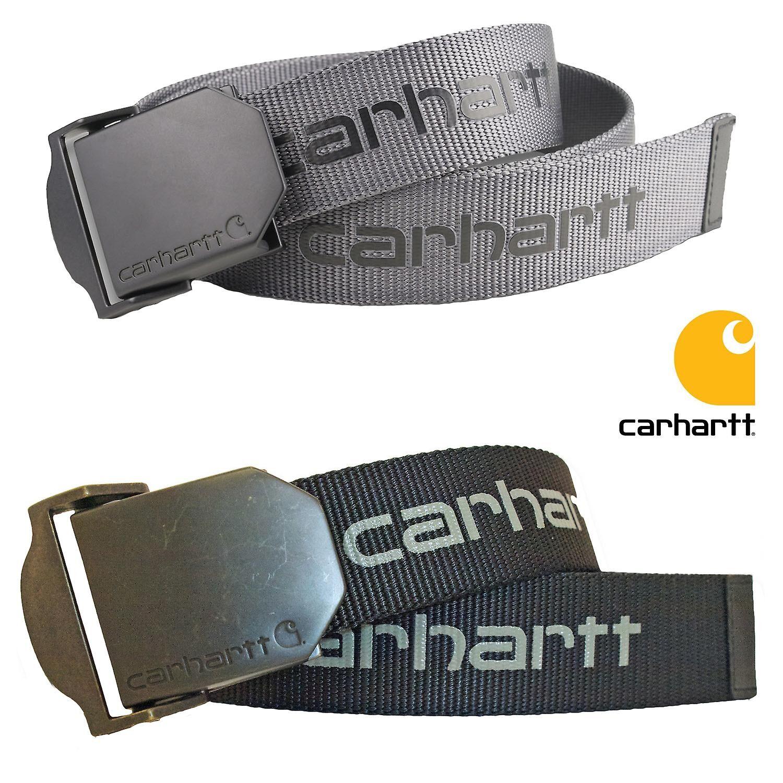 Carhartt Gürtel Webbing Belte stål XL