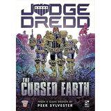 Osprey Games Dommer Dredd den forbannet Earth Card Game