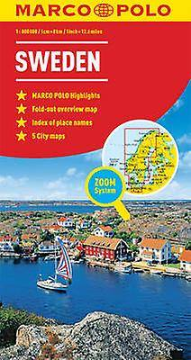 Sverige kart