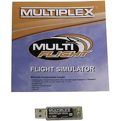 Multiplex MULTIflight Flight Simulator Incl. grensesnitt