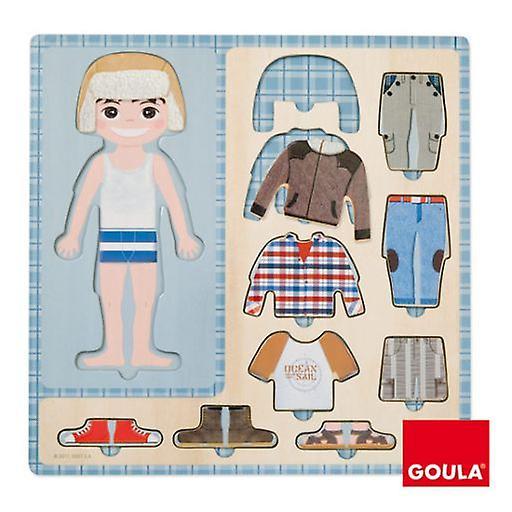 Goula Nestable to dress Child