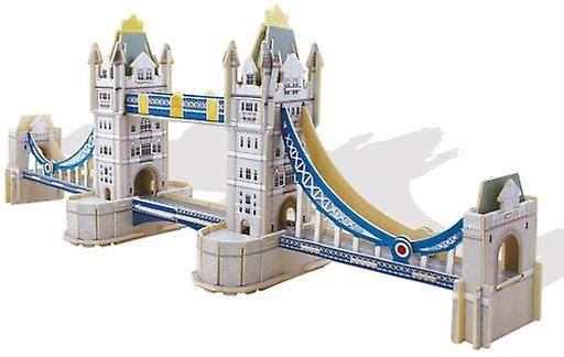 Educa 3D Monument Tower Bridge (Babies and Children , Toys , Boardg...