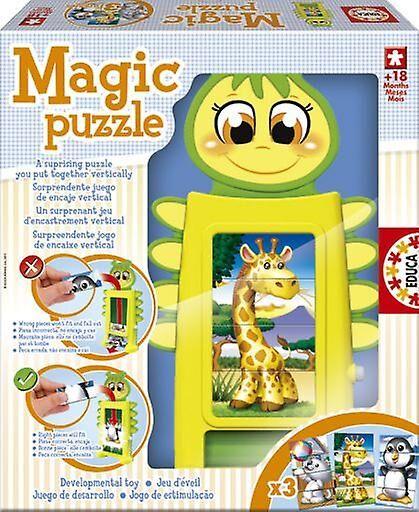 Educa Magic Puzzle (babyer og barn, leker, førskole, puslespill og ...