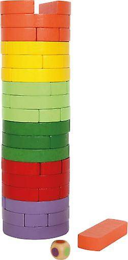 Legler Kan Wobbling Tower runde & farget (babyer og barn, leker, br...