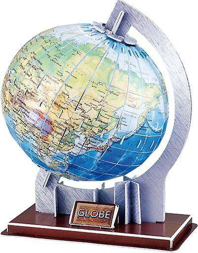 Legler 3D World Puzzle (Babies and Children , Toys , Boardgames)
