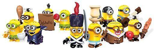 Mega Bloks Megabloks Minions Collection Minifigures Movie