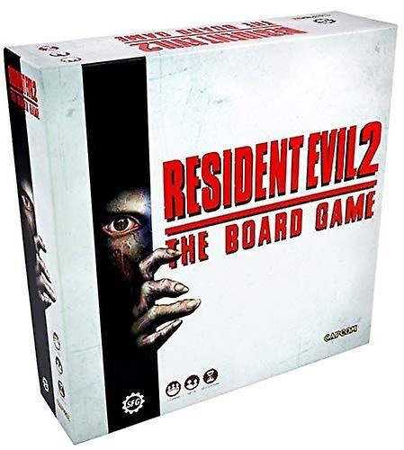 Steamforge Games Steamforge spill: Resident Evil 2 brettspill