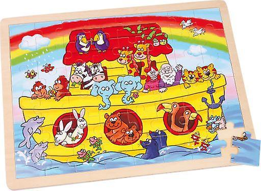 Legler Kan Puzzle Noahs Ark (babyer og barn, leker, brettspill)