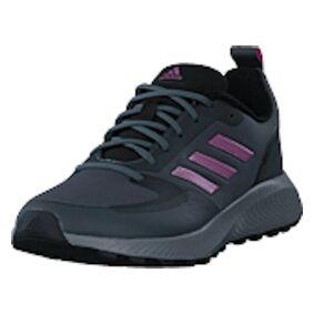 adidas Sport Performance Runfalcon 2.0 Tr Grey Five/cherry Met./grey Six, shoes, blå, UK 5