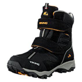 Viking Bluster II GTX Black/Grey, Shoes, svart, EU 37