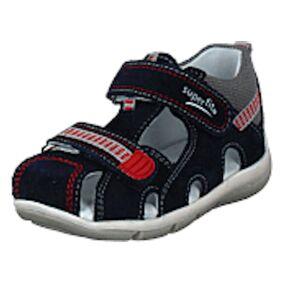 Superfit Freddy Ocean Combi, Shoes, svart, EU 28