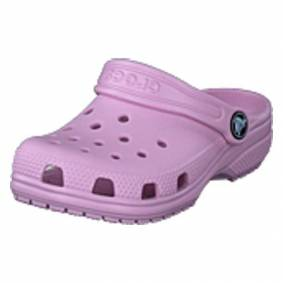 Crocs Classic Clog K Ballerina Pink, shoes, rosa, EU 25/26