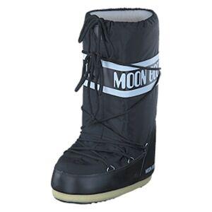 Moon Boot Nylon Black, Shoes, svart, EU 39/41
