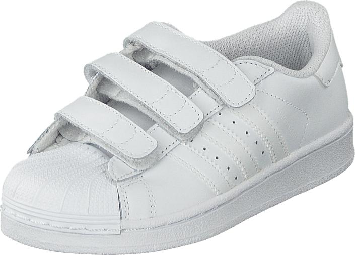 detailed look 727fd 4cb94 adidas Originals Superstar Foundation Cf C Ftwr White, Sko, Sneakers    Sportsko, Lave