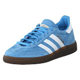 adidas Originals Handball Spezial Light Blue/ftwr White/gum5, Shoes, blå, UK 3,5