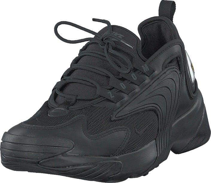 Nike Zoom 2k Black/black-anthracite, Sko, Sneakers & Sportsko, Vandresko, Svart, Herre, 42