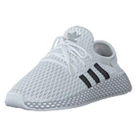 adidas Originals Deerupt Runner C Ftwr White/core Black/grey Two, Shoes, hvit, EU 29