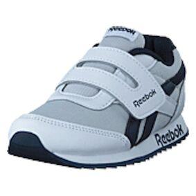 Reebok Classic Reebok Royal Cljog 2 Kc White/vecnav/vecnav, shoes, blå, EU 23,5