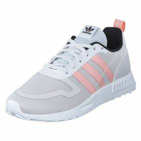 adidas Originals Smooth Runner C Grey One/glow Pink/core Black, Barn, shoes, blå, EU 28